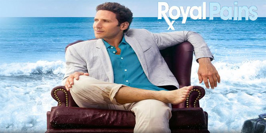 Royal Pains Netflix